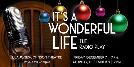 It's A Wonderful Life - The Radio  Play tickets