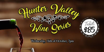 Hunter Valley Wine Series - Featuring Piggs Peake