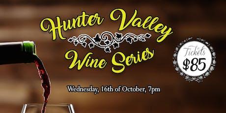 Hunter Valley Wine Series - Featuring Piggs Peake tickets