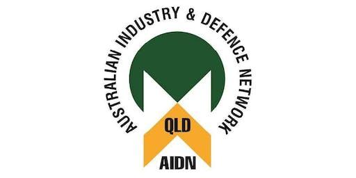 AIDN QLD/DEFNQ Present ASC Shipbuilding & CASG Briefing CAIRNS