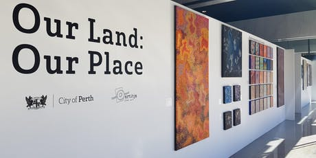 OUR LAND : OUR PLACE - Curatorial walk and talk tickets