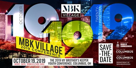 ORGANIZATION RSVP - MBK Village Youth Conference 2019 tickets