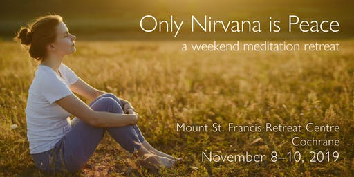 Only Nirvana is Peace