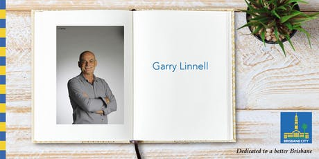 Meet Garry Linnell - Chermside Library tickets
