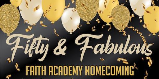 Faith Academy High School Homecoming 2019