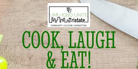 Cook, Laugh & Eat tickets