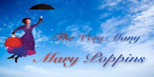 The Very Many Mary Poppins