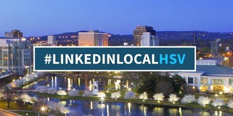 LinkedInLocal Huntsville @ UAH I2C tickets