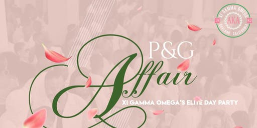 P&G Affair: An Elite Day Party
