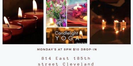 Candlelit Yoga  tickets