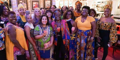I Love Women Ceos Dashiki & Daiquiris Networking Event in Orlando Florida