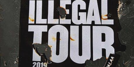 RVLTN Presents: MALAA Illegal Tour 3 (18+)