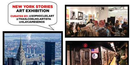 New York Stories Art Exhibition tickets