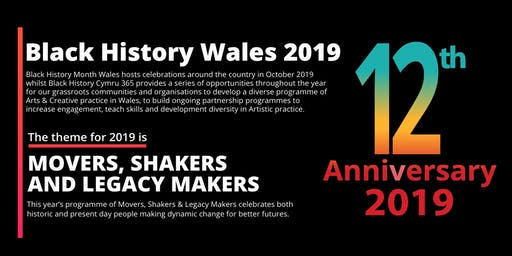Black History Month Wales 2019 Swansea Launch