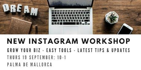 De-stress Instagram: Latest Tips, Tricks & Strategies To Grow Your Biz entradas