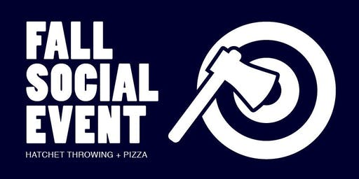 Fall Social Event: Heber Hatchets followed by pizza