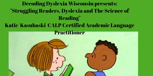 Struggling Readers,Dyslexia and The Science of Reading