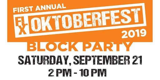 FLX Oktoberfest- Free Event