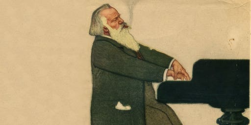 An Evening with Brahms... himself!