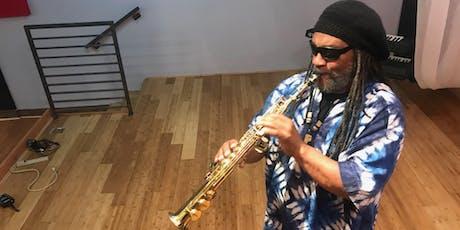 Live Jazz at Gpazz featuring Jazz Saxophonist Freddy Greene (Street Genie) tickets