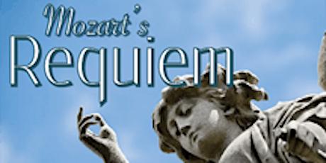 Mozart's Requiem-Sooke tickets