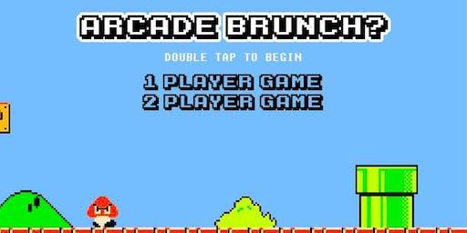 Arcade Brunch NYC: Food+Games+Live DJs