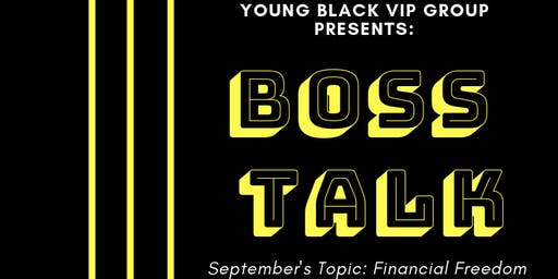Tampa VIP Boss Talk