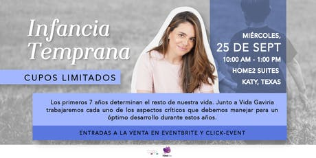 Primera Infancia: Workshop para padres y educadores tickets
