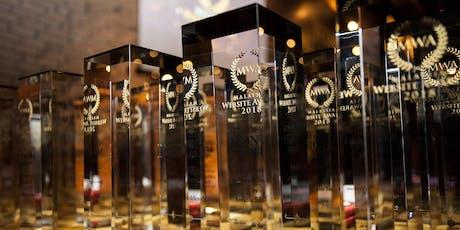 Malaysia Website Awards 2019 - Awards Presentation Ceremony tickets