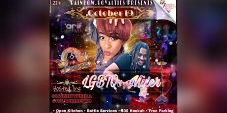 LGBTQ+ Mixer/ Libra Bash tickets