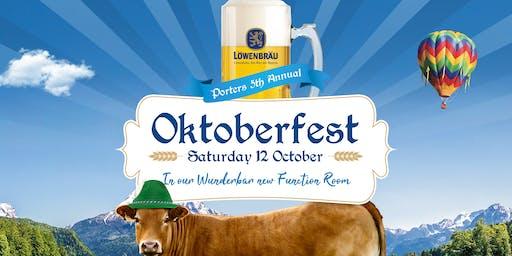 Porters Oktoberfest