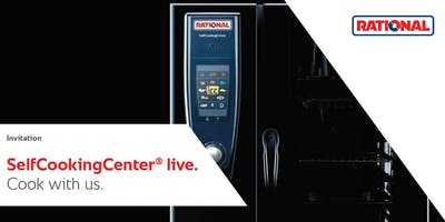 Rational SelfCookingCenter® live - Cook with us