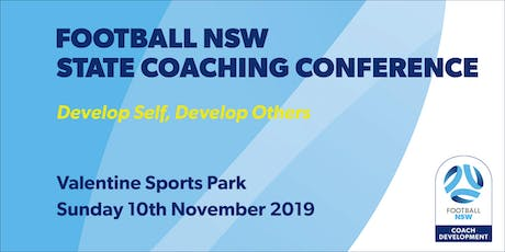 Football NSW State Coaching Conference 2019 tickets