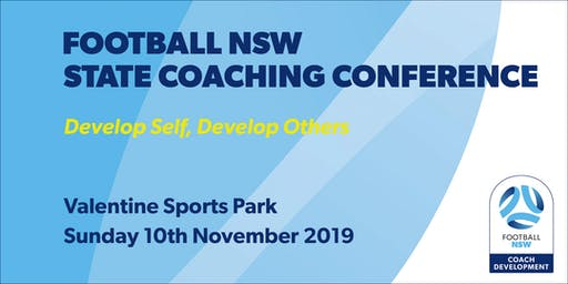 Football NSW State Coaching Conference 2019