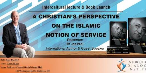 Intercultural Lecture & Book Launch