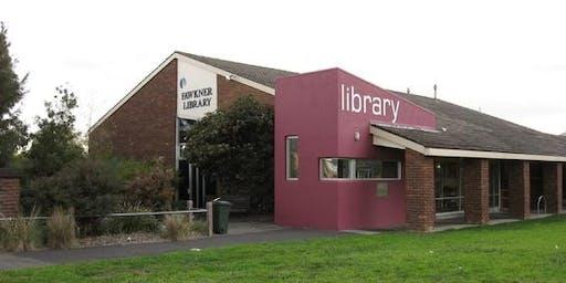 Fawkner Library's 50th anniversary celebration