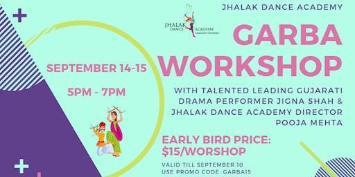 Navratri Garba Workshop 2019