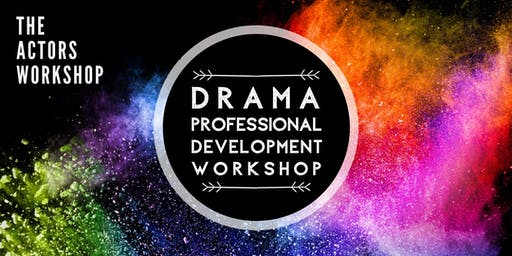 Drama Professional Development Workshop for Primary School Teachers