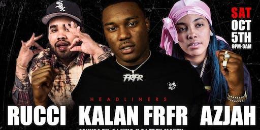 NoBumms Concert KALAN FrFr Rucci & Azjah