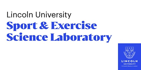 Lincoln University Exercise Science Lab Testing tickets
