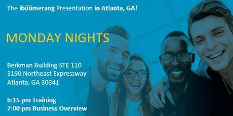 Atlanta - Why ibüümerang? tickets