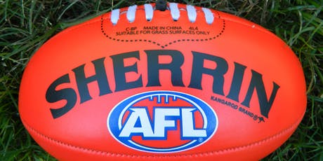 Footy Day - Traralgon Library tickets