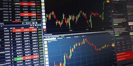Workshop - Seja um Pro Trader - Opções Binárias ingressos