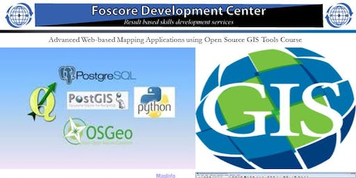 Advanced Web-based Mapping Applications using Open Source GIS Tools Course