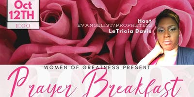 "2019 ""Believe Again"" Prayer Breakfast"