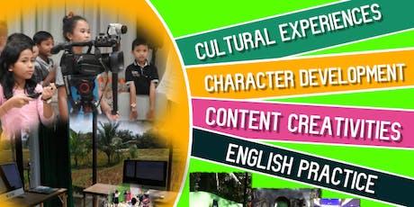Bali International Kids Film Village Camp tickets