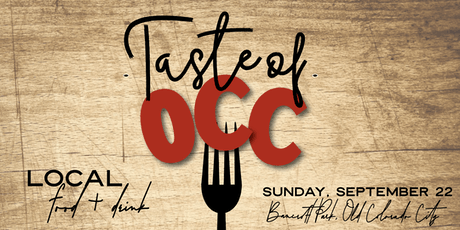 2019 Taste of Old Colorado City - VOLUNTEERS tickets