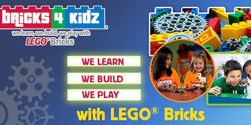 Stockland Altrove - School Holiday Activity - LEGO Workshop