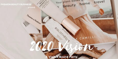 2020 Vision: Vision Board Party tickets