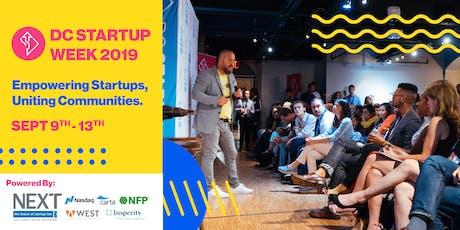 DC Startup Week 2019 tickets